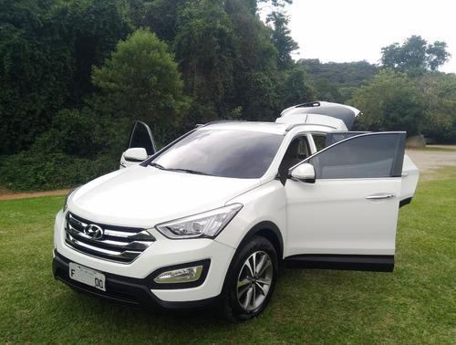 Hyundai Santa Fe Gls 3.3l V6 4x4 (aut) 5 Lugares 2015