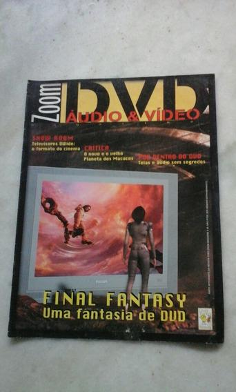 Revista Zoom Dvd Áudio E Vídeo # 25