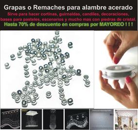 f166f9efc6c3 Grapas O Remaches Para Bisuteria - Joyas y Relojes en Mercado Libre México