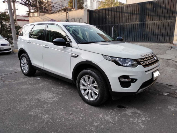 Nueva Land Rover Discovery Sport Excelentes Condiciones