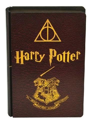 Imagem 1 de 4 de Caixa Porta Livro - Modelo Harry Potter