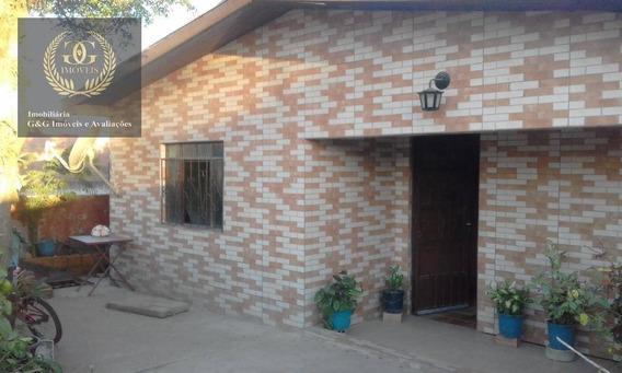 Casa Bem Localizada Em Itapuã - Ca0629