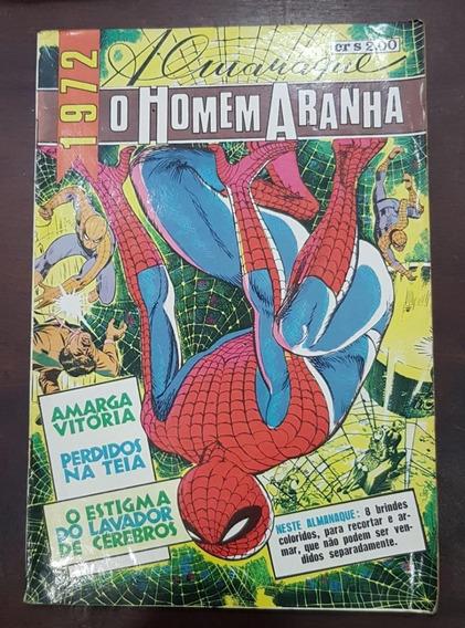 Almanaque O Homem Aranha
