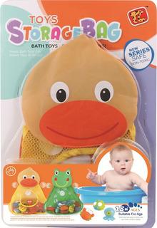 Red Ducha Para Juguetes Pato- Bebés Y Niños