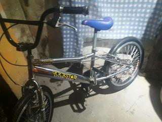 Vendo Una Bicicleta Cromada De Chico