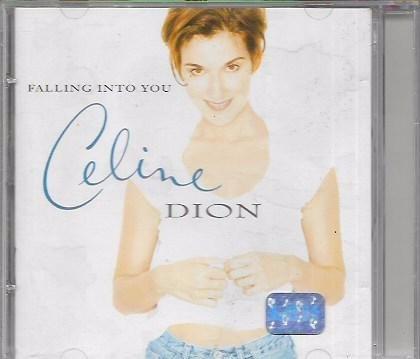 Cd Original - Celine Dion Falling Into You