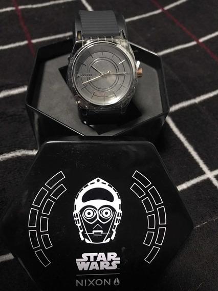 Relógio Nixon Time Teller Silicone Sw Edição Limitada