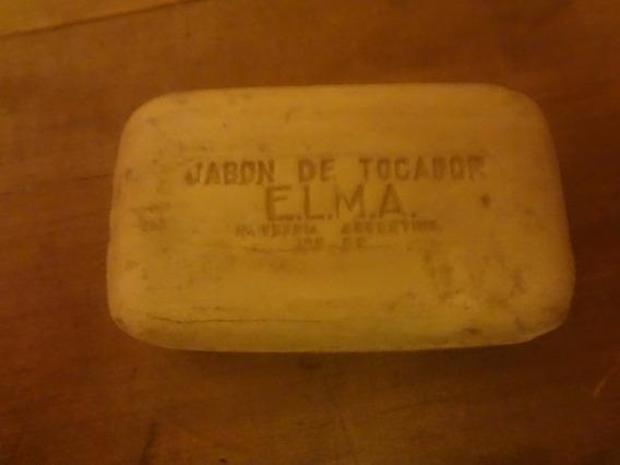 Jabon De Tocador Elma Empresa Lineas Maritimas Argentinas