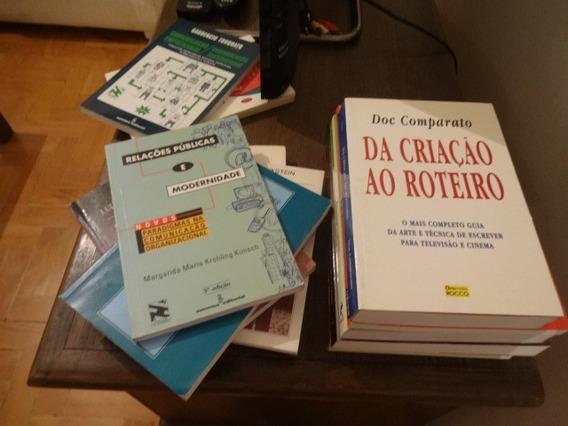 Livros Universitários - Área De Comunicação