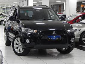 Mitsubishi Outlander 2.0 Gasolina Completa Teto 2012