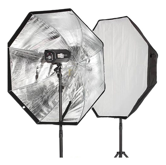 Softbox Octobox 120cm Universal P Estúdio Youtuber Newborn