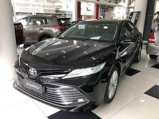 Toyota Camry 3.5 Xle V6 24v Gasolina 4p Automático 2019