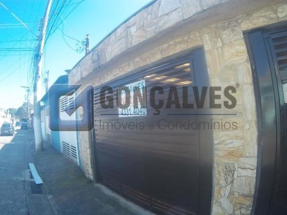 Venda Casa Terrea Sao Bernardo Do Campo Pauliceia Ref: 13515 - 1033-1-135150
