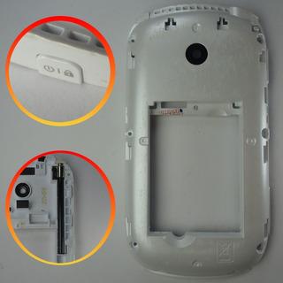 Aro Carcaça + Botão + Antena Power Lg Wink Tv E300 E 300
