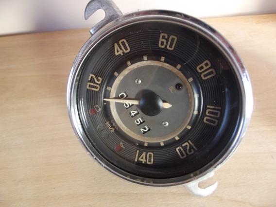 Velocímetro Original Fusca 140 Km/h 72 73 74 75 - Bom Estado