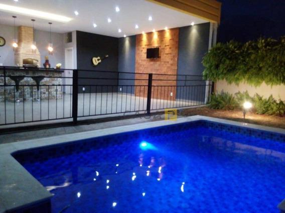 Casa Com 3 Dormitórios À Venda, 180 M² Por R$ 880.000 - Residencial Imigrantes - Nova Odessa/sp - Ca0635