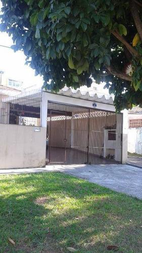 Ótima Casa Com 105m², 3 Dorm, 1 Banheiro E 4 Vagas (j) - Ca0085