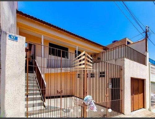 Imagem 1 de 20 de Casa À Venda, 132 M² Por R$ 475.000,00 - Vila Rosália - Guarulhos/sp - Ca0047
