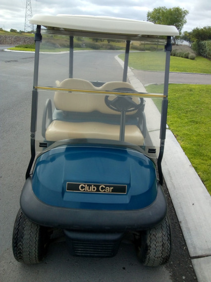Carro De Gol Club Car, Excelente, Baterias Nuevas