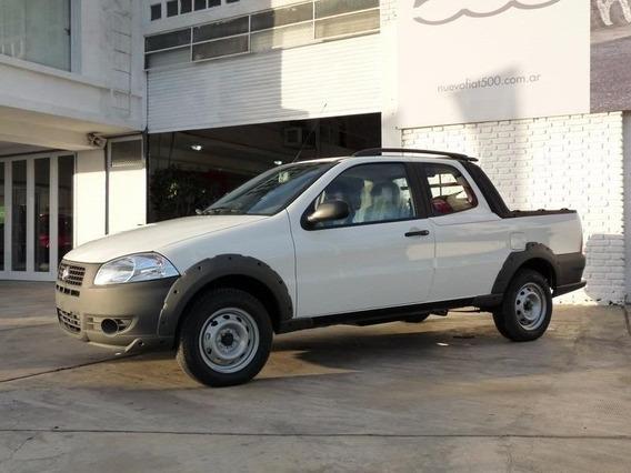 Nueva Fiat Strada 2020 0km Retira $130.000 Y Tomo Usado X-