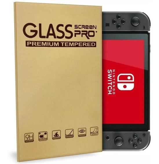 Película Protetora Nintendo Switch Vidro Temperado Glass Pro