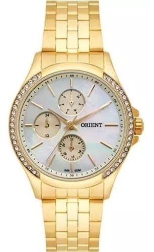 Relógio Orient Feminino Swarovski Fgssm051 C1kx