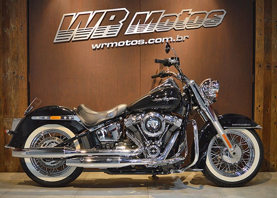 Softail Deluxe Flde