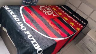 Manta Casal Flamengo Fc