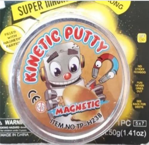 Imagen 1 de 5 de Slime Magnetico Kinetic  - Globalchile