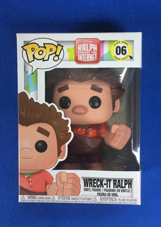Funko Pop Ralph Breaks The Internet 06 Wreck-it Ralph M4e
