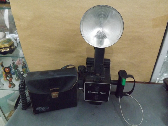 Máquina Fotográfica Rara Polaroid 700 Id #10093
