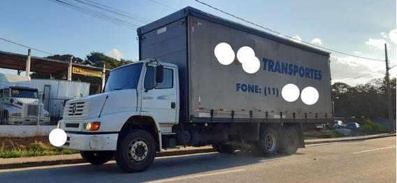 Mb 1418 Truck Sider 1997