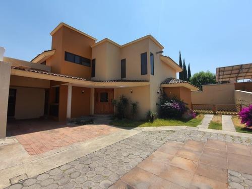 Casa En Renta En Santa Cruz Gdpe