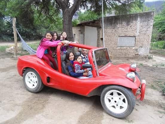 Permuto X Mayor Buggy Burro Motor Gordini 950
