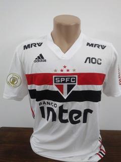 Camisa São Paulo Brasileiro 2019 - Gabriel