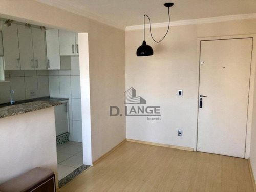 Imagem 1 de 15 de Apartamento Com 2 Dormitórios À Venda, 50 M² Por R$ 297.500,00 - Morumbi - Paulínia/sp - Ap18078
