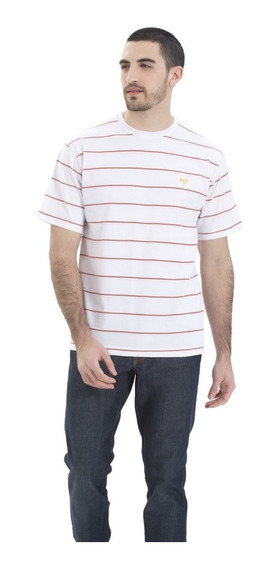 T-shirt Manga Corta Modelo Rayada Jersey Howard