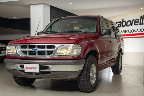 Ford Explorer 4.0 Xlt 4x4 Sport #