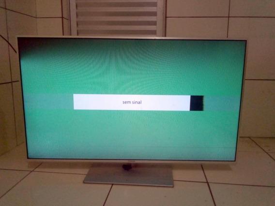 Tv Panasonic 50 Polegadas 3d !! Mod.tc-l50et60b No Estado