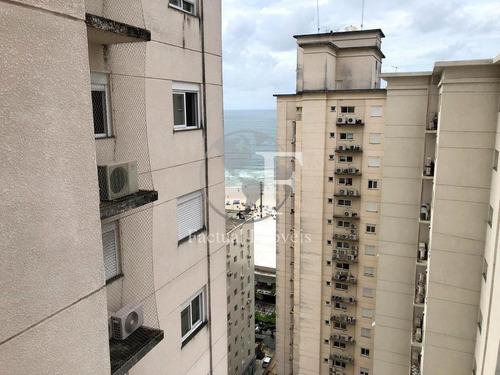 Apartamento Com 3 Dormitórios À Venda, 103 M² - Centro - Guarujá/sp - Ap10626