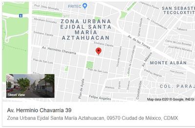 ¡gran Oportunidad, Casa En Remate! Iztapalapa, Cdmx