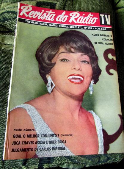 Radio 1967 Bibi Ferreira Juca Chaves Simonal Pitman Jerry
