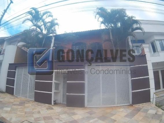 Venda Sobrado Sao Bernardo Do Campo Parque Espacial Ref: 124 - 1033-1-124617