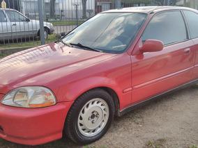 Honda Civic 1.6 Ex Coupe 1996