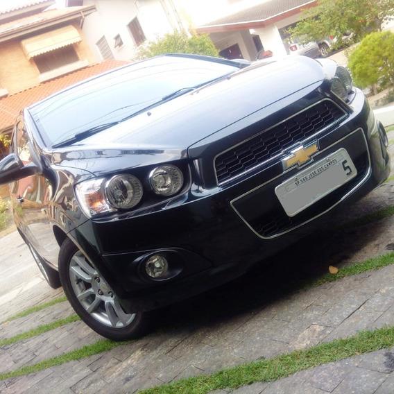 Chevrolet Sonic Hatch 2012 Ltz - Preto