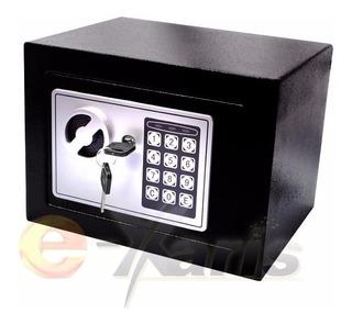 Xa008 Caja Fuerte De Seguridad Manual Y Electronica Portatil