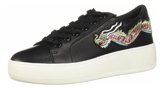Zapatos Steve Madden Bertie-d Black 25cm Único Par