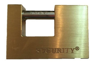 Candado Anticizalla 90mm Security Oferta De La Semana