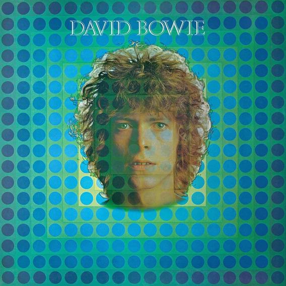 Bowie David Aka Space Oddity Importado Lp Vinilo Nuevo