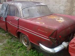 Simca 1959 Rarissima Simca Chambord